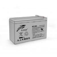 Аккумуляторная батарея AGM RITAR RT1290, Gray Case, 12V 9.0Ah  ( 151 х 65 х 94, (100), Q10