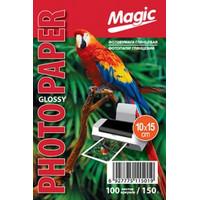 Фотобумага MAGIC 10*15CM 150g  (100sheets)