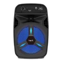 bluetooth speaker HAVIT HV-SF124BT, 5w  black , шт