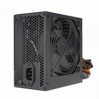 компьютерный блок питания LogicPower ATX-450W, 12см, без кабеля питания, 2 SATA, OEM