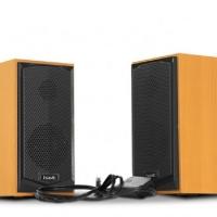 Мультимедийная акустическая система HAVIT HV-SK518 USB wood