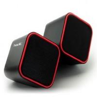 Мультимедийная акустическая система HAVIT HV-SK473 USB black/red