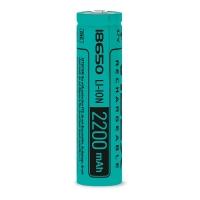 Аккумулятор VIDEX 18650 (без защиты) 2200mAh bulk 10/50/600