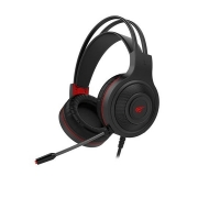 Наушники HAVIT  HV-H2011D GAMING, black/red микрофон