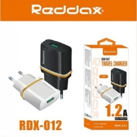 СЗУ REDDAX RDX-012 MICRO (V8) USB CABLE (1200mAh) блист