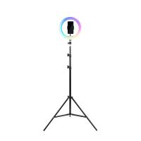 Набор 2 в 1 Трипод для смартфонов + RGB светодиодное кольцо HAVIT HV-ST7026 (КОЛЬЦЕВАЯ ЛАМПА)