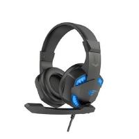 Игровые наушники с микрофоном HAVIT HV-H2032d, black/blue