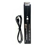 Кабель HAVIT smart phone data cable  HV-CB8610, black, Micro USB