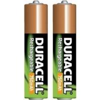 Аккумулятор DURACELL предзаряженные R03 (AAA) 750mAh