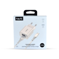СЗУ HAVIT HV-ST902 with Type-C cable  2.1A