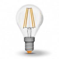 LED лампа VIDEX Filament G45F 4W E14 4100K 220V (VL-G45F-04144)