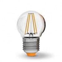 LED лампа VIDEX Filament G45F 4W E27 4100K 220V (VL-G45F-04274)