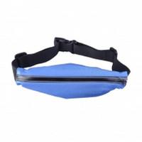 Running belt HAVIT HV-SA006  Strip sports pockets, blue