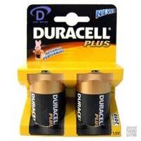 Батарейка Duracell LR20 1*2 (20) блист