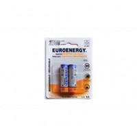 Аккумулятор Euroenergy Ni-Mh 2700 mAh, AA блістер 2 шт