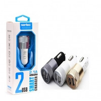 АЗУ SERTEC ST-214 micro USB 2.1 A