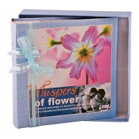 Альбом 10x15/200 C-46200RCL Whispers of Flower in Box