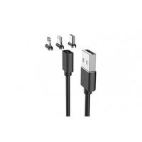 Кабель HAVIT smart phone data cable  HV-H637 USB to Type C magnetic cable