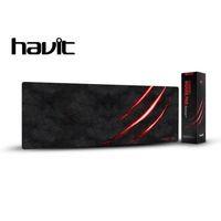 Коврик HAVIT HV-MP860, black/red (690*300*3мм)