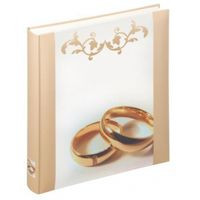 Альбом Walther 28*30,5 Wedding Rings, 2 S.ill.V. UH-153 60 pages