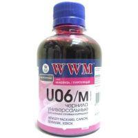 Чернила WWM Universal Canon/HP/Lexmark/Xerox U06M