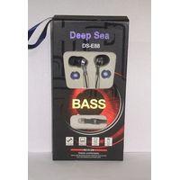 Наушники Deep Sea DS-E88 BASS коробка Вак.
