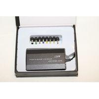 Универсальное СЗУ и АЗУ для ноутбуков , Metal 120W (с автомобильной зарядкой)