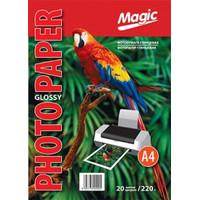 Фотобумага MAGIC A4 Glossy 220g  (20sheets)