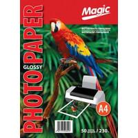 Фотобумага MAGIC A4 Glossy 230g  (50sheets)