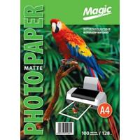 Фотобумага MAGIC A4 Inkjet Matte Paper 128g  (100sheets)