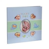 Альбом 20 Sheet  9840 Babylove (20 магн. листів)
