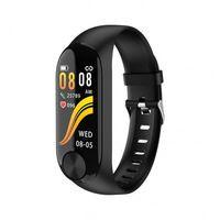 bluetooth smart bracelet HAVIT HV-H1100, black