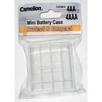 CAMELION Пластиковый бокс для батареек