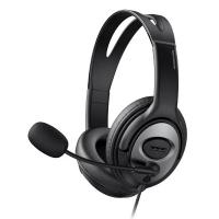 Игровые наушники с микрофоном HAVIT HV-H206d, black