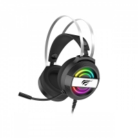 Наушники HAVIT  HV-H2026D GAMING, black микрофон