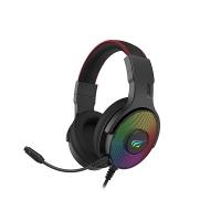 Игровые наушники с микрофоном HAVIT HV-H2028U,  black