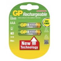 Аккумулятор GP R03 1000 mAh C2