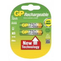 Аккумулятор GP R03 750 mAh C2