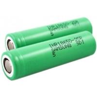 Аккумулятор SAMSUNG 18650 Li-ion 2500mAh (высокотоковый)