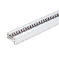 Шинопровод для трековых светильников VIDEX VL-TRF002-W белый  2 метра (25921)