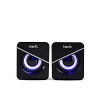 Игровые колонки Havit HV-SK717 USB, 2,0 speaker, black