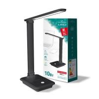 LED лампа настольная TITANUM  TLTF-009B 10W 3000-6500K 220V (30шт/ящ) (25906)