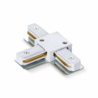 Соединитель для шинопроводов Т-подобный VL-TRF-CTT-W белый (25928)