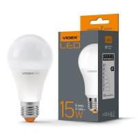 LED лампа VIDEX A65e 15W E27 3000K 220V (23922)
