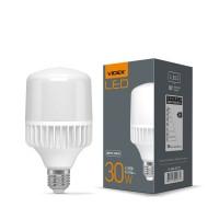 LED лампа VIDEX  A80 30W E27 5000K 220V (VL-A80-30275)