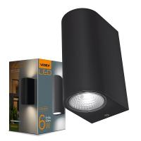 LED Светильник архитектурный (VL-AR032-062B) VIDEX  6W 2700K AC220V-240V IP54 (26539)