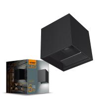LED Светильник архитектурный (VL-AR04-062B) VIDEX  6W 2700K AC220V-240V IP54 (26540)