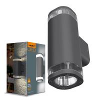LED Светильник архитектурный (VL-AR072G) VIDEX GU10x2 220V IP54 (26556)