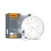 LED светильник функциональный  круглый VIDEX DROP  72W 2800-6200K 220V (VL-CLS2031-72) 5шт/ящ (25543