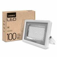 LED прожектор VIDEX PREMIUM 100W  5000K 220V White (24247)